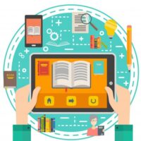 online-library-concept_1284-7424